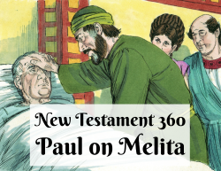 NT 360 - Paul on Melita
