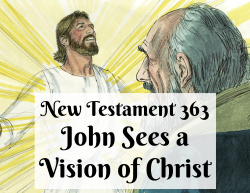 NT 363 - John Sees a Vision of Christ