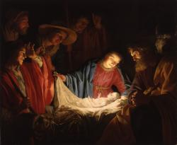 Dec. 25 - Christmas, The Birthday of Jesus