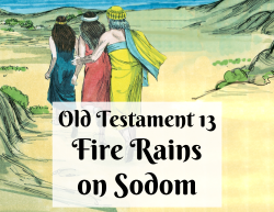 OT 013 - Fire Rains on Sodom