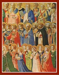 January Saints and Feast Days
