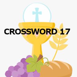First Communion - Crossword 17