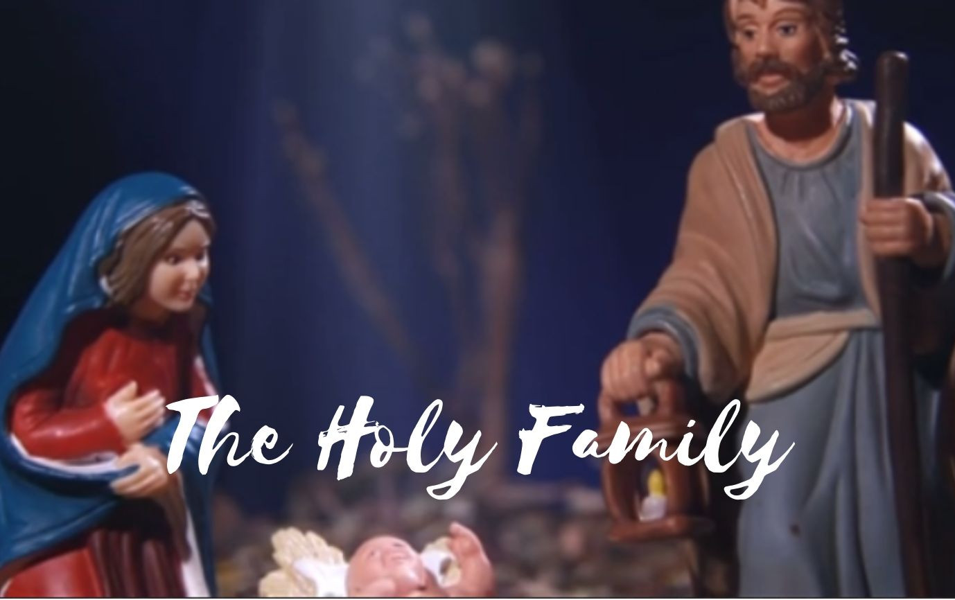 February - The Holy Family