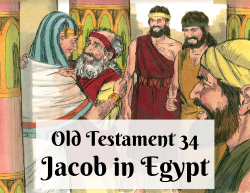 OT 034 - Jacob in Egypt