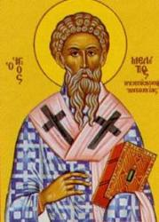 Feb. 12 - St. Meletius