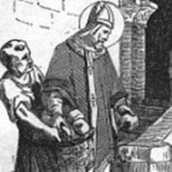 Feb. 20 - St. Eucherius of Orleans