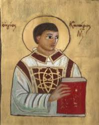 Feb. 25 - St. Caesarius of Nazianzen