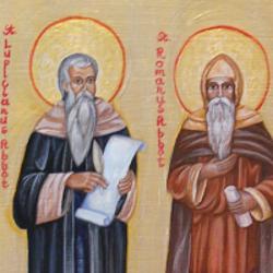 Feb. 28 - Sts. Romanus and Lupicinus