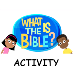 What is the Bible? - Activity
