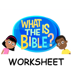 What is the Bible? - Worksheet