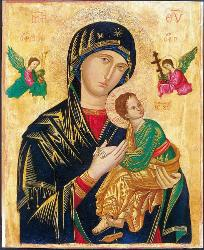 Prayer to Our Mother of Perpetual Help