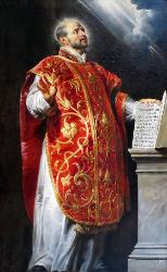 Offering and Prayer of St. Ignatius Loyola