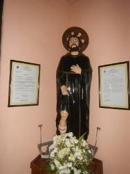 To Saint Peregrine