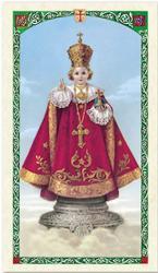 Infant Jesus of Prague Novena Prayer