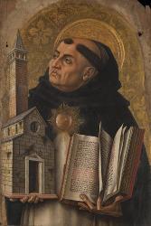 Student's Prayer (by St. Thomas Aquinas)
