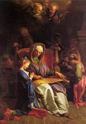 Act of Consecration to Saint Anne