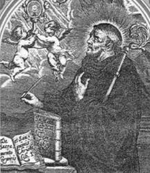Apr. 26 - Saint Radbertus