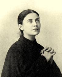 Apr. 11 - Saint Gemma Galgani