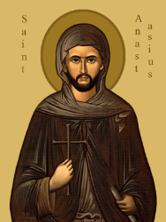 Anastasius the Persian