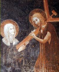Clare of Montefalco