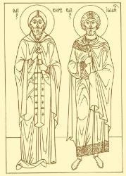 Cyrus and John