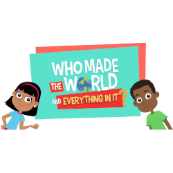 Adventure Catechism Lesson 01 - Who Made the World?