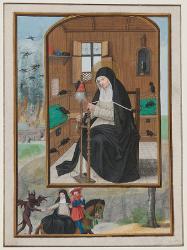 Gertrude of Nivelles