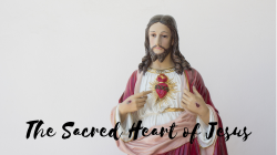 June - The Sacred Heart of Jesus