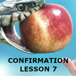 Confirmation - Lesson 07 - Sin
