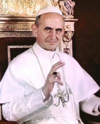 May 29 - Pope Saint Paul VI