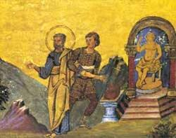 June 02 - Saints Marcellinus and Peter