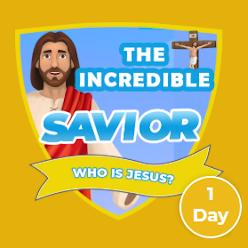 The Incredible Savior VBS Day 1