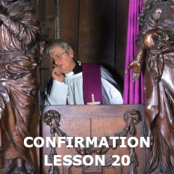 Confirmation - Lesson 20 - Confession