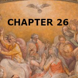 Confirmation - Chapter 26