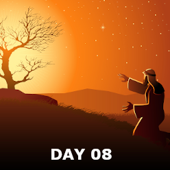 Day 08 - Israel Enslaved and The Burning Bush