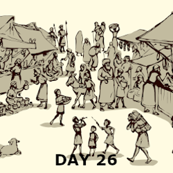 Day 26 - Foreign Possession of Samaria