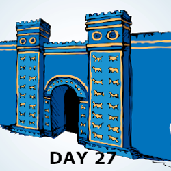 Day 27 - Judah Falls to Babylon