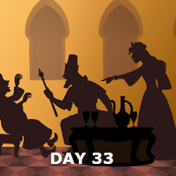 Day 33 - Esther Saves Her People