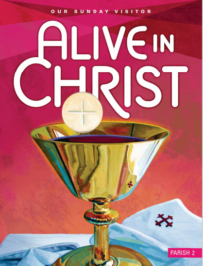 Alive In Christ Parish Grade 2