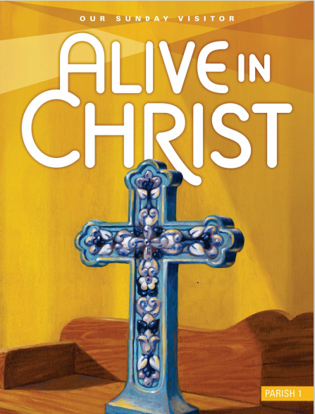 Alive In Christ Parish Grade 1
