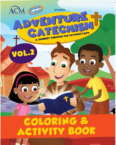 Adventure Catechism Volume 2