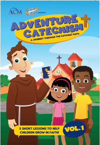Adventure Catechism Reader Volume 1