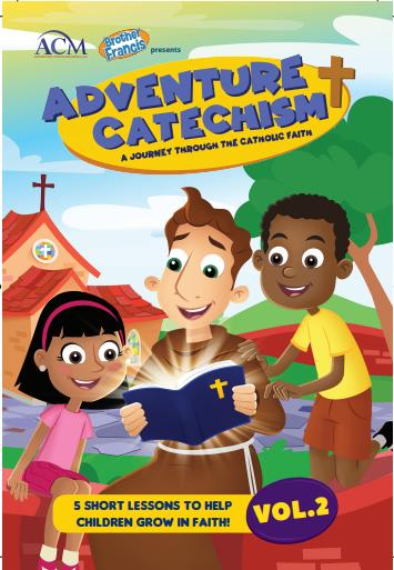 Adventure Catechism Reader Volume 2