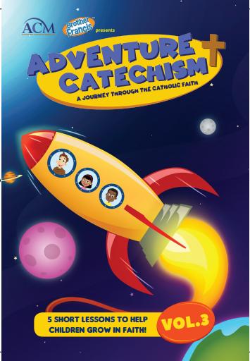 Adventure Catechism Reader Volume 3