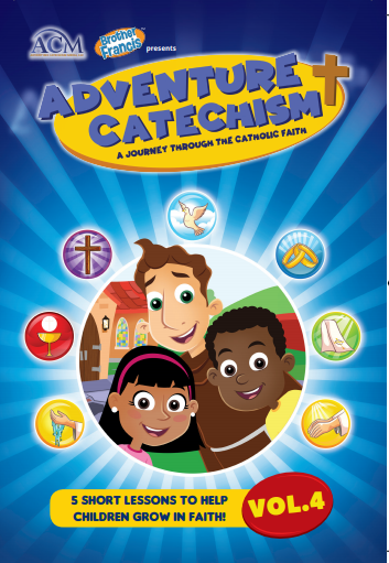 Adventure Catechism Reader Volume 4