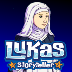 Lukas Storyteller - Saint Catherine of Siena and Respect
