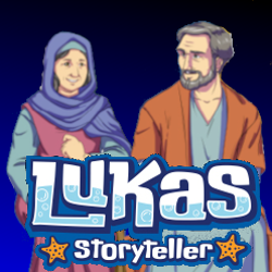Lukas Storyteller - Saint Anne and Saint Joachim and Unconditional Love