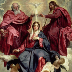 The Queenship of Mary