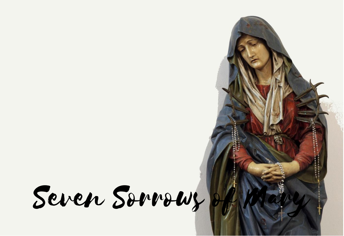 September - The Seven Sorrows of Mary