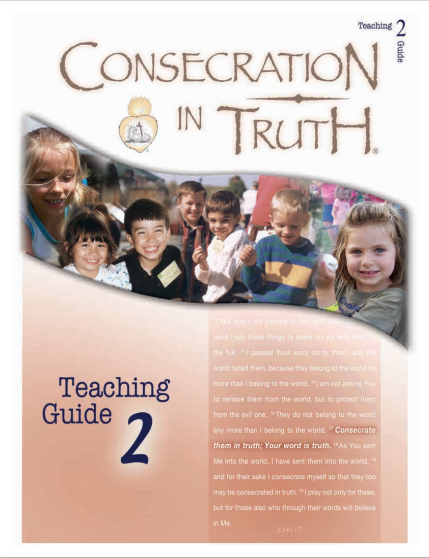 CONSECRATION IN TRUTH Teaching Guide-2